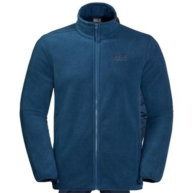 Jack Wolfskin Gotland 3İn1 Erkek Ceket - 1110721-1134 Mavi